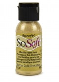 So Soft textilmaling - Metallics Glorius Gold, 29 ml